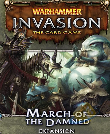 Warhammer Invasion LCG: March of the Damned