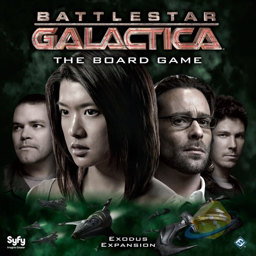 Battlestar Galactica: Exodus Expansion