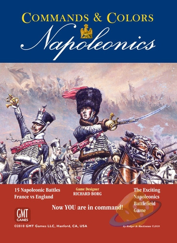 Commands  a  Colors: Napoleonics