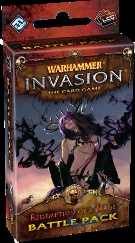 Warhammer Invasion LCG: Redemption of a Mage
