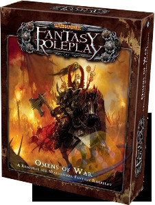 Warhammer Fantasy Roleplay: Omens of War