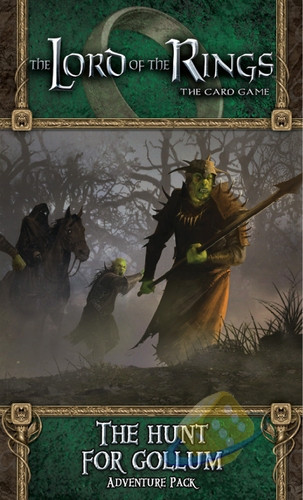 The Lord of the Rings LCG: The Hunt for Gollum