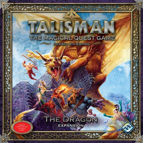 Talisman: The Dragon