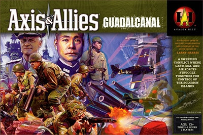 Axis and Allies: Guadalcanal