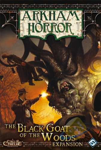 Arkham Horror: The Black Goat of the Woods (rozšíření)