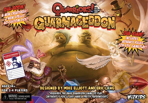 Quarriors: Quarmageddon