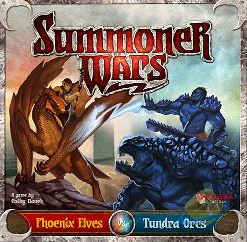 Summoner Wars: Elves vs. Orcs