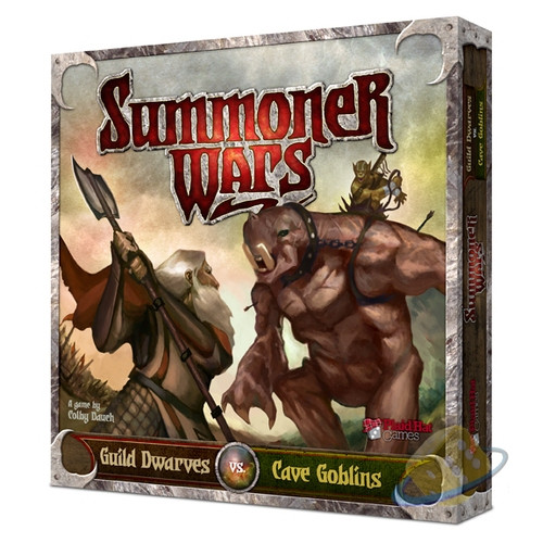 Summoner Wars: Dwarves vs. Goblins