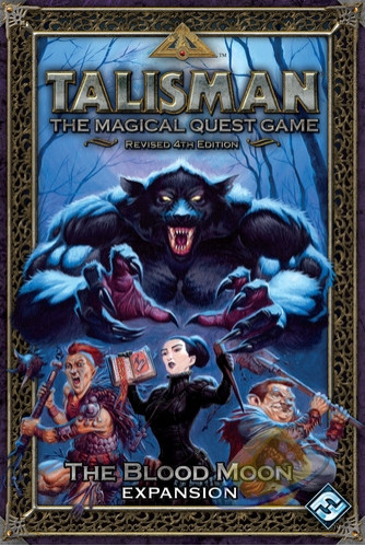 Talisman: The Blood Moon