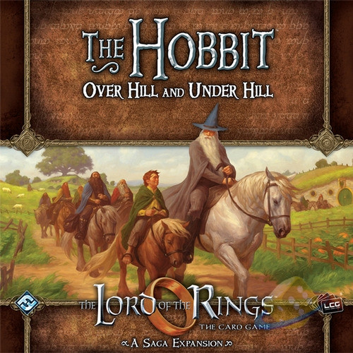 The Lord of the Rings LCG: The Hobbit: Over Hill and Under Hill