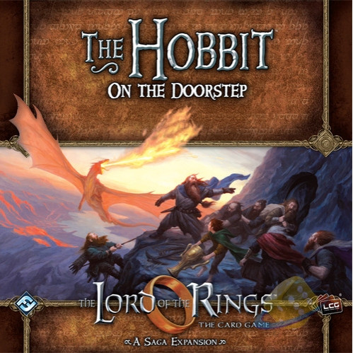 The Lord of the Rings LCG: The Hobbit: On the Doorstep