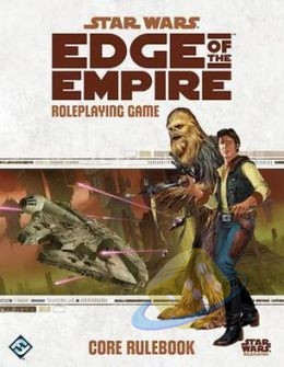 Star Wars: Edge of the Empire Core Rulebook