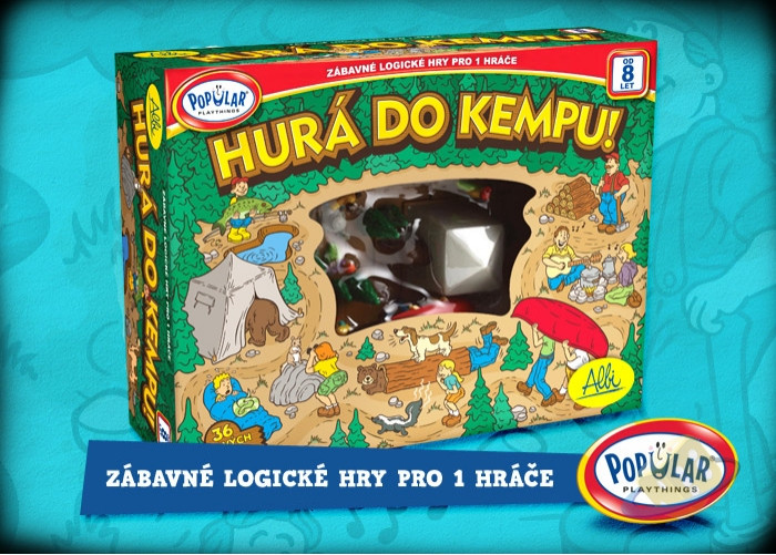 Popular: Hurá do kempu