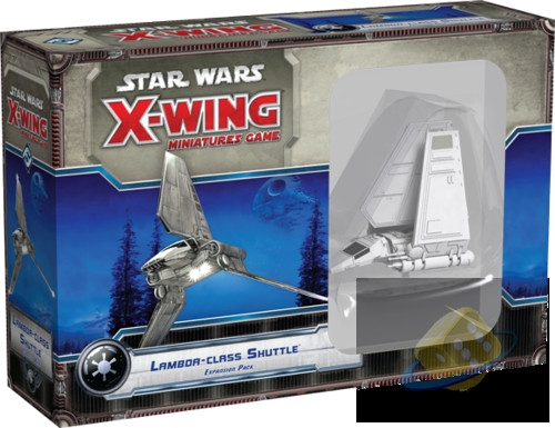 Star Wars: X-Wing Miniatures Game - Lambda-class Shuttle Expansion
