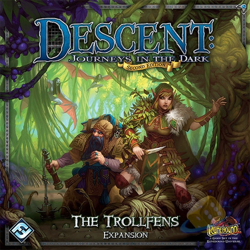 Descent (2nd Ed.): The Trollfens