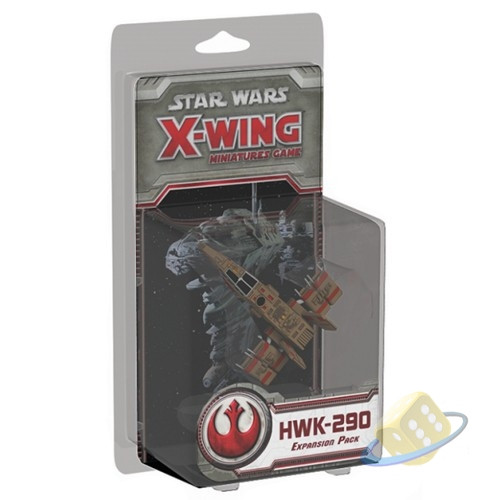 Star Wars: X-Wing Miniatures Game - HWK 290 Expansion