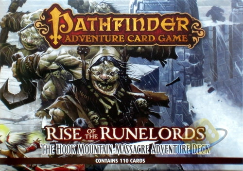 Pathfinder Adventure Card Game: The Hook Montain Massacre