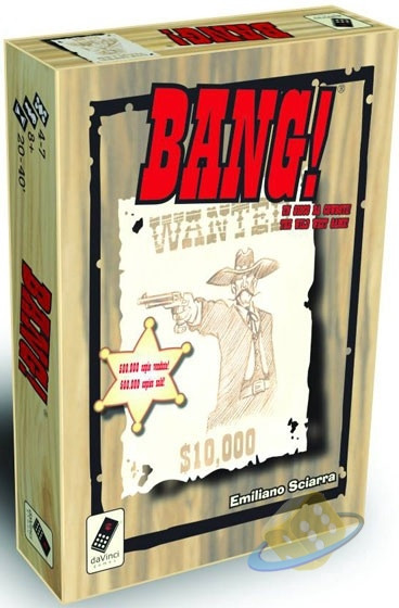 Bang! 4th Edition (anglicky)