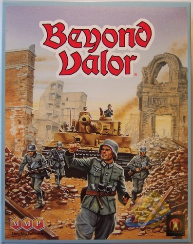 Beyond Valor: Advanced Squad Leader Module 1