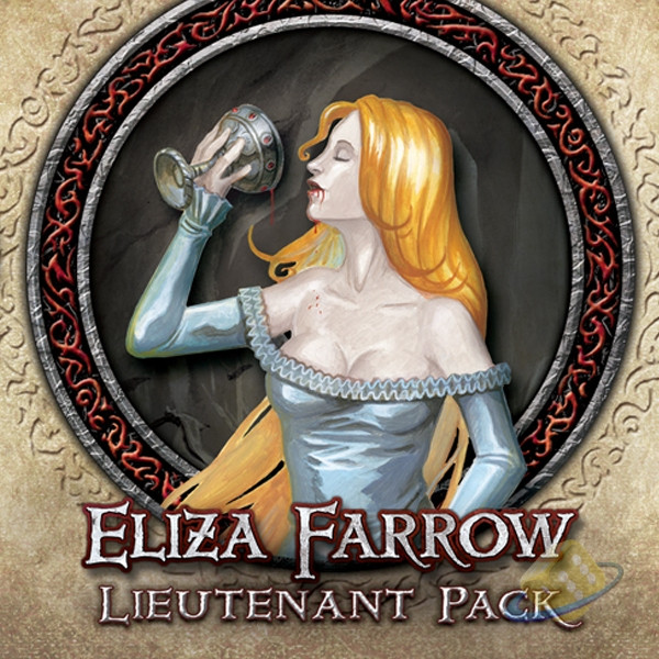 Descent: Journeys in the Dark (2nd. Ed.) - Eliza Farrow Lieutenant Pack