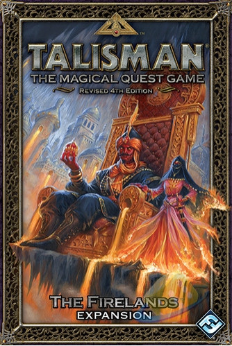 Talisman: The Firelands