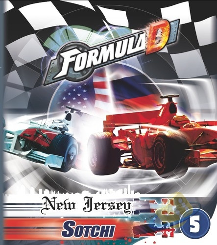 Formula D Expansion 5 - New Jersey a Sotchi
