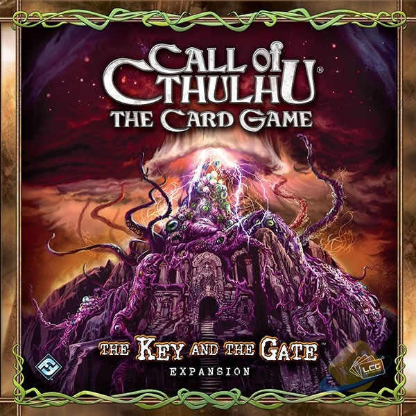 A Call of Cthulhu LCG: The Key and the Gate