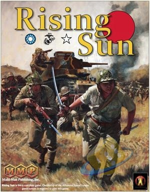 Rising Sun: Advanced Squad Leader Module 13