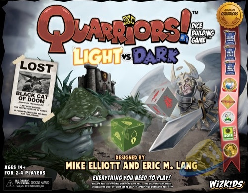Quarriors: Light vs. Dark