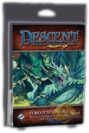 Descent (2nd Ed.): Forgotten Souls