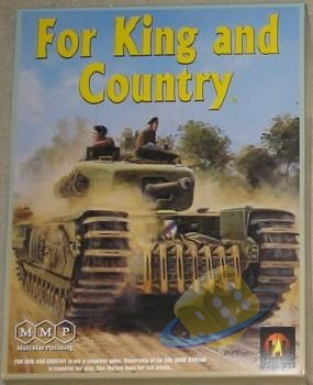 For King and Country : Advanced Squad Leader Module 5a