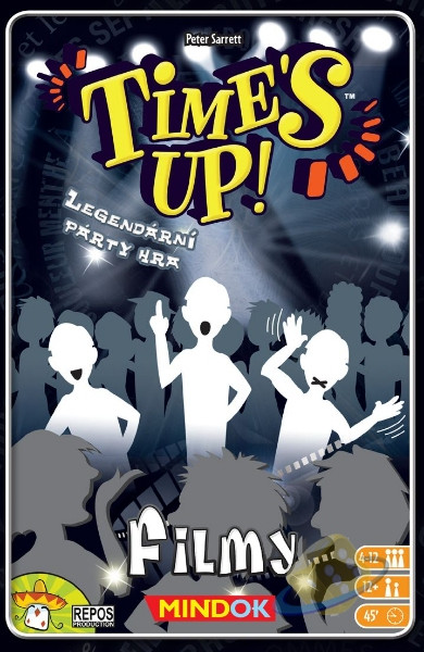 Time´s up: Filmy