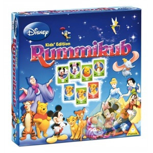 Rummikub Junior - Walt Disney