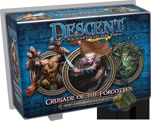 Descent (2nd Ed.): Crusade of the Forgotten