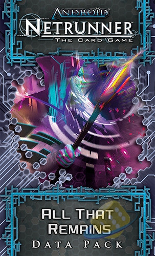 Android Netrunner LCG: All that Remains