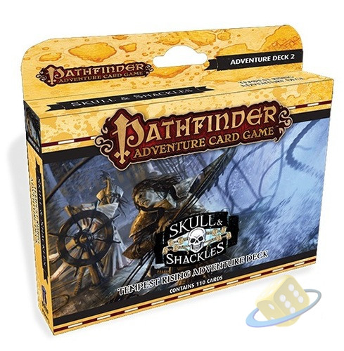 Pathfinder Adventure Card Game: Skull & Shackles - Tempest Rising
