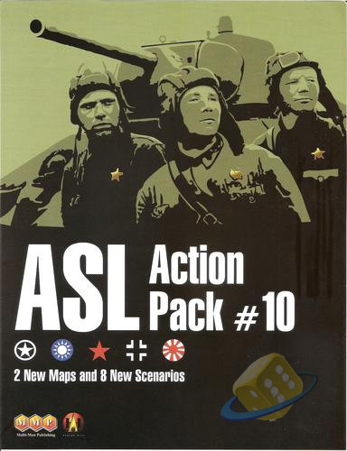 Advanced Squad Leader: Action Pack 10