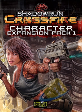 Shadowrun: Crossfire - Character Pack1