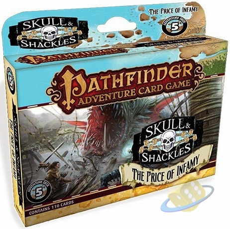 Pathfinder Adventure Card Game: Skull & Shackles - The Prince of Infamy