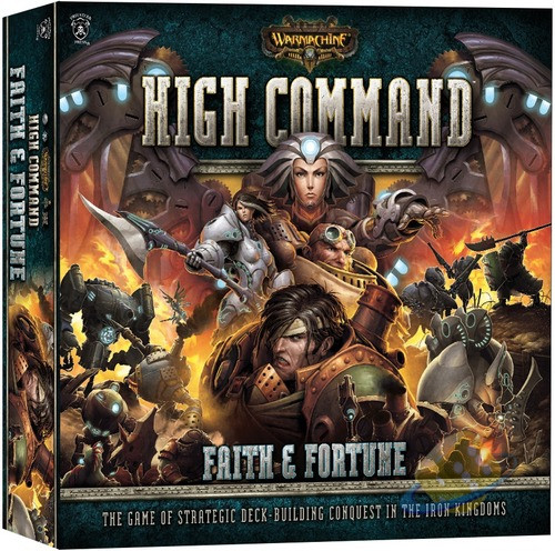 Warmachine: High Command - Faith & Fortune