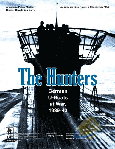 Hunters - German U-Boats at War, 1939-43