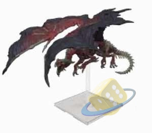 Dungeons & Dragons Attack Wing - Red Dracolich