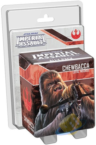 Star Wars: Imperial Assault - Chewbacca