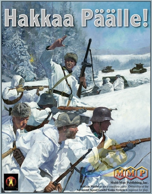 Hakkaa Paalle: Advanced Squad Leader Module 14