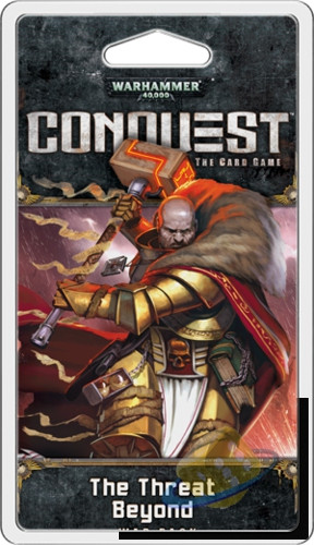 Warhammer 40.000: Conquest (LCG) - The Threat Beyond