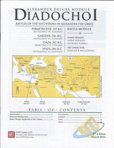 Great Battles of Alexander: Diadochoi Module