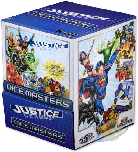 DC Comics Dice Masters: Justice League Booster