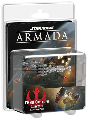 Star Wars: Armada - CR 90 Corellian Corvette