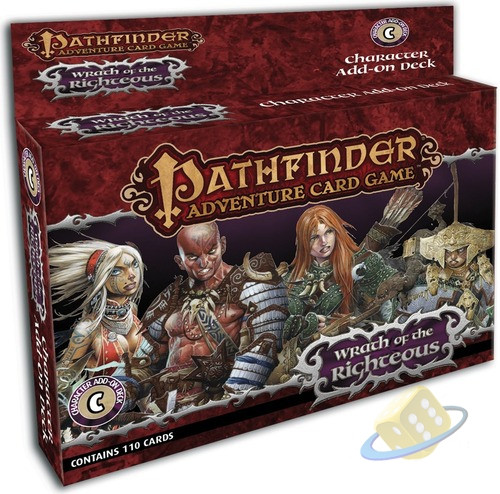 Pathfinder Adventure Card Game: Wrath of the Righteous Character Add-on