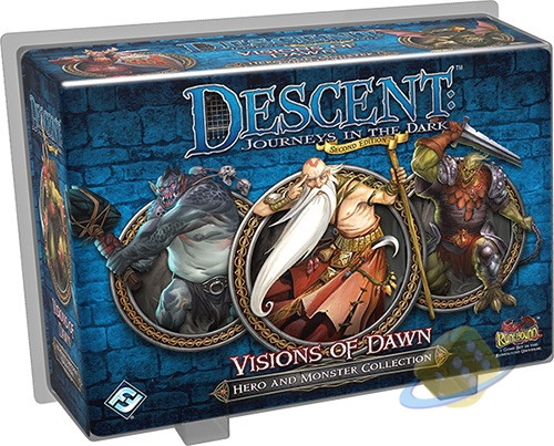 Descent (2nd Ed.): Visions of Dawn